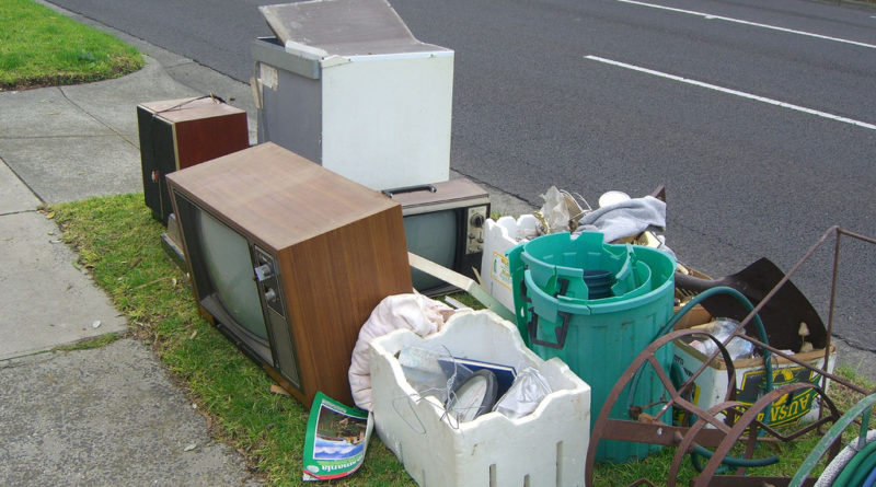 household rubbish removal